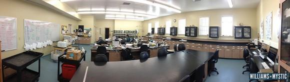 Carlton Marine Science Center Lab