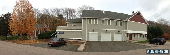 Carlton Marine Science Center Outside