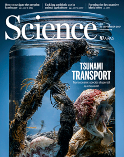 Science Tsunami Cover